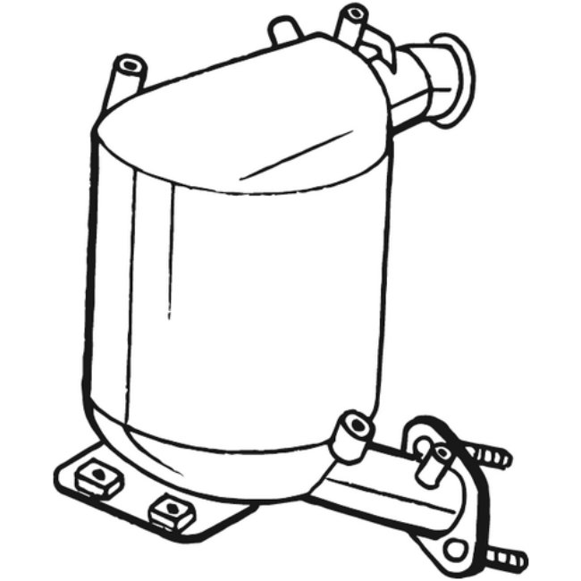 Filtre À Particules Bosal 097-320