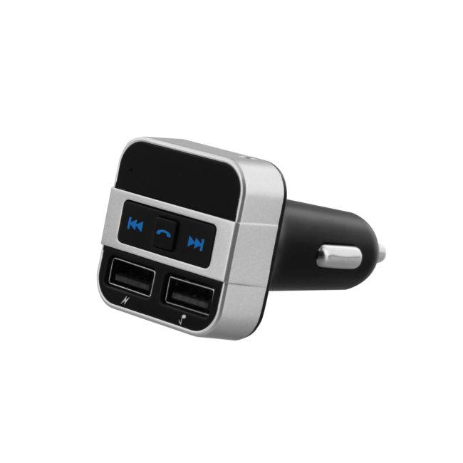 Transmetteur Fm Bluetooth + Kit Main Libre Tnb