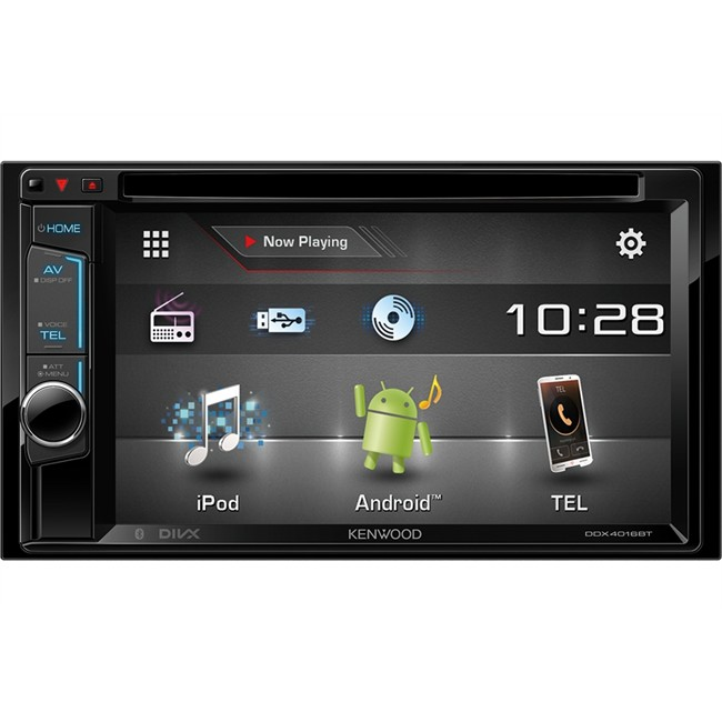 Autoradio Kenwood Ddx4016bt