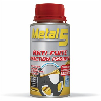 Anti-Fuite direction assistée Metal 5 100 ml