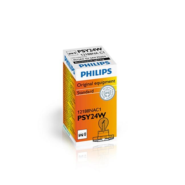 1 Ampoule Philips Psy24w 12 V 24w