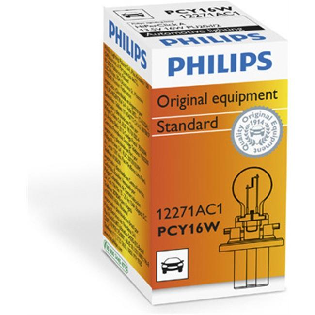 1 Ampoule Philips Pcy16w 16w 12 V