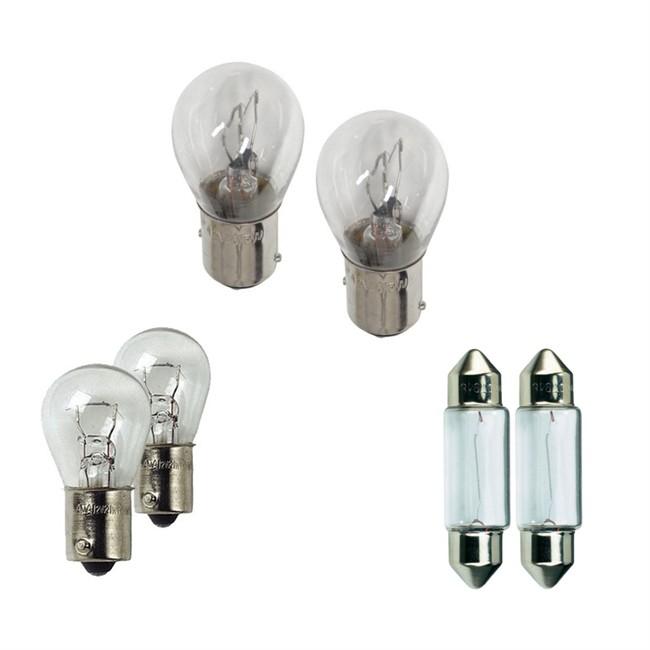 Kit D'éclairage 6 Ampoules Norauto