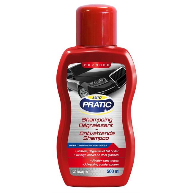 Shampooing Dégraissant Auto Pratic 500 Ml