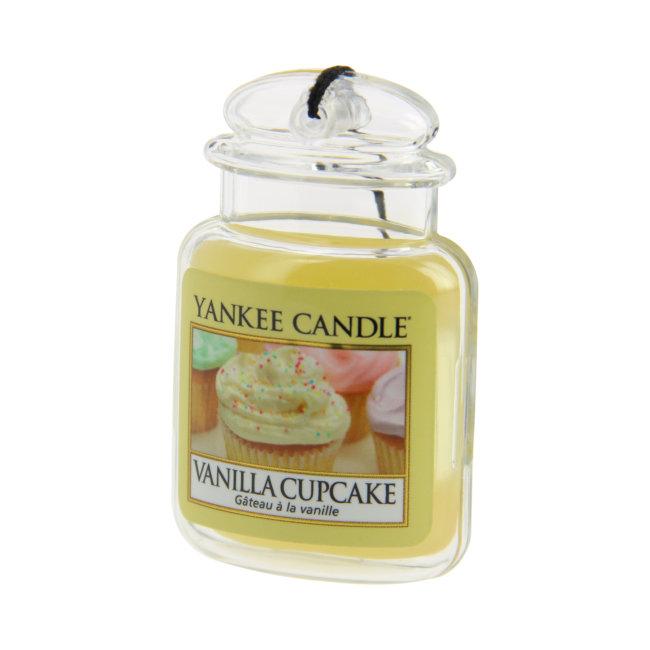 Désodorisant Voiture Yankee Candle Cupcake Vanille