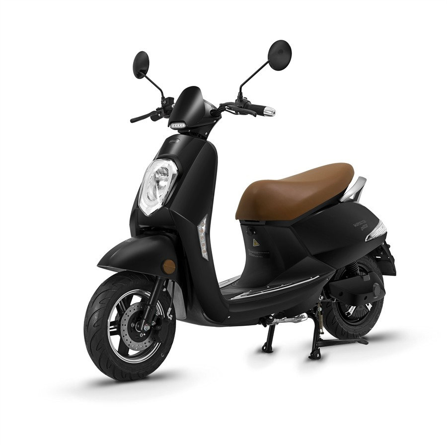 Scooter électrique Wayscral E-start Noir