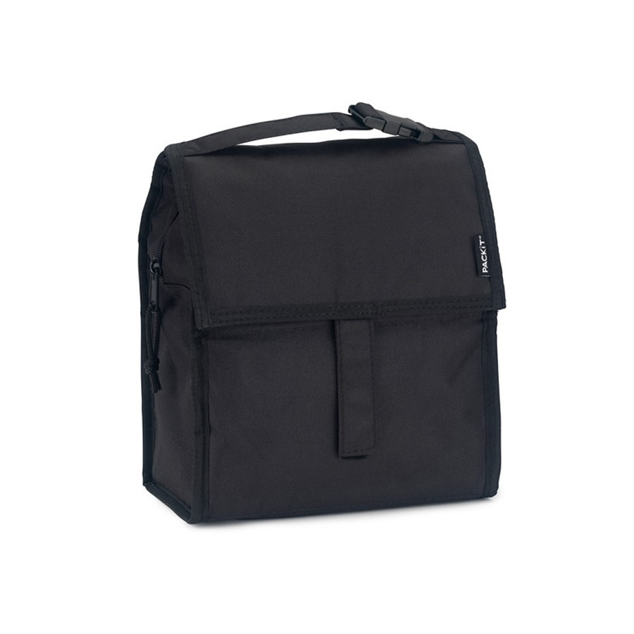 Sac isotherme lunch bag PACKIT noir