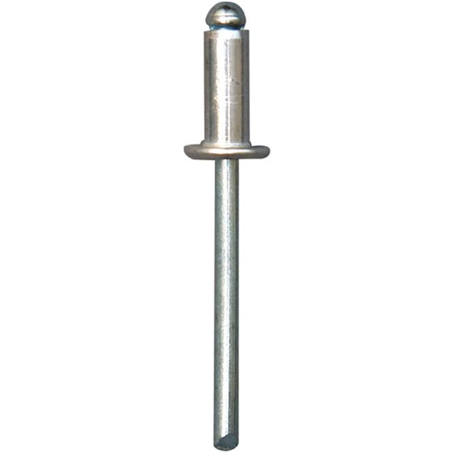 20 Rivets Pop Aluminium 4,8 X 12 Mm Restagraf