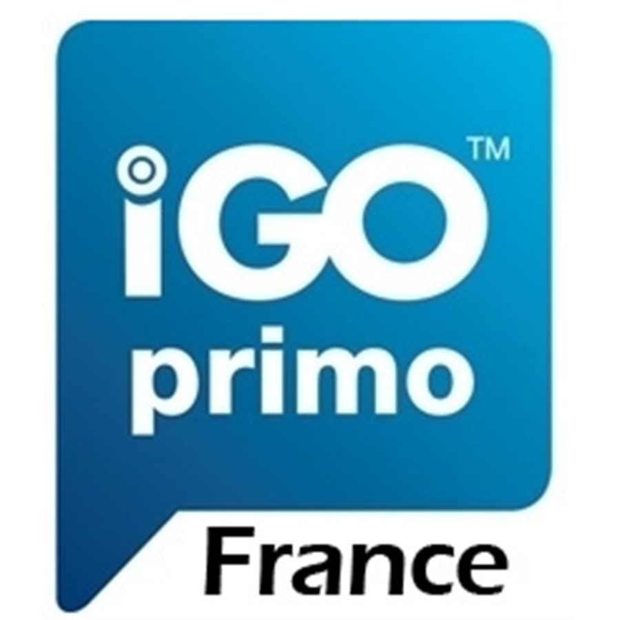 Carte de navigation iGO Primo PHONOCAR France