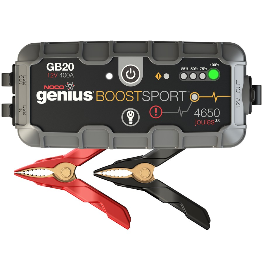 Booster NOCO Genius GB20 400 A 12 V