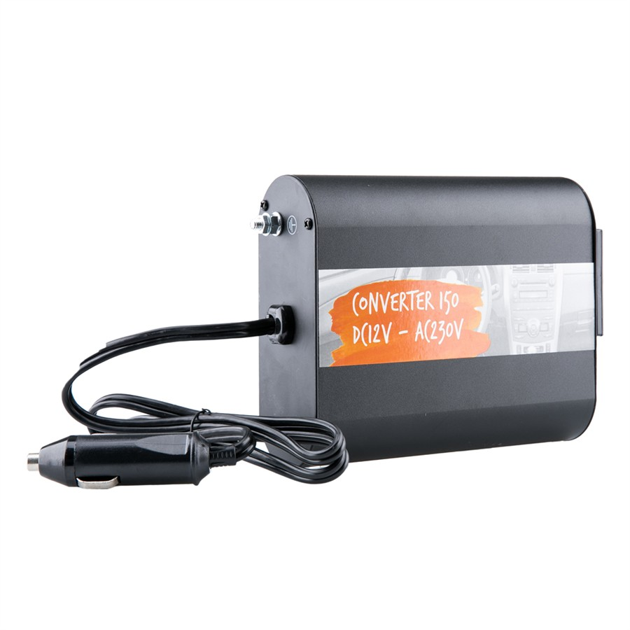 Convertisseur de tension avec port USB NORAUTO 12V/230V 150 W