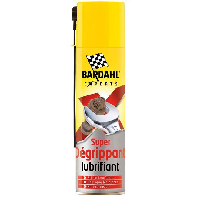 Dégrippant Lubrifiant Bardahl 250 Ml