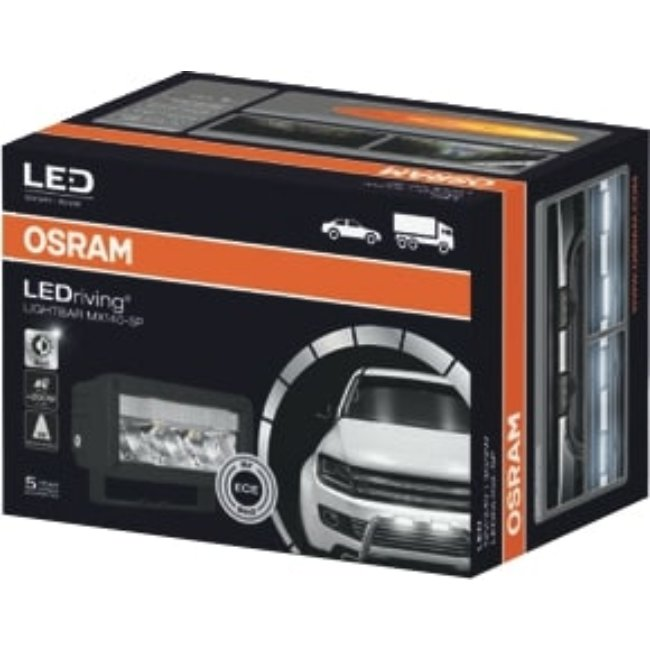 Barre D'éclairage Osram Ledriving Lightbar Mx140-sp