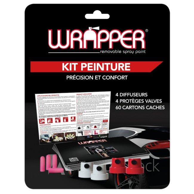 Kit Peinture Wrapper