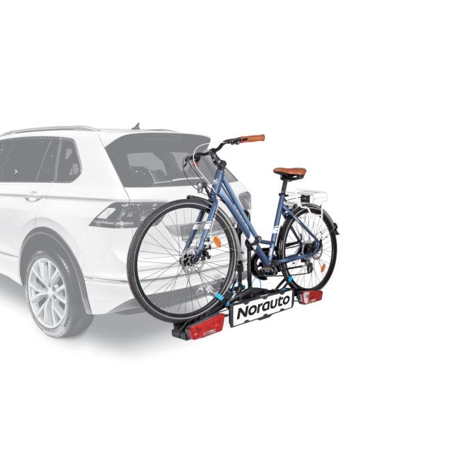 Porte-vélos D´attelage Plate-forme Norauto Rapidbike 1p Flex Pour 1 Vélo