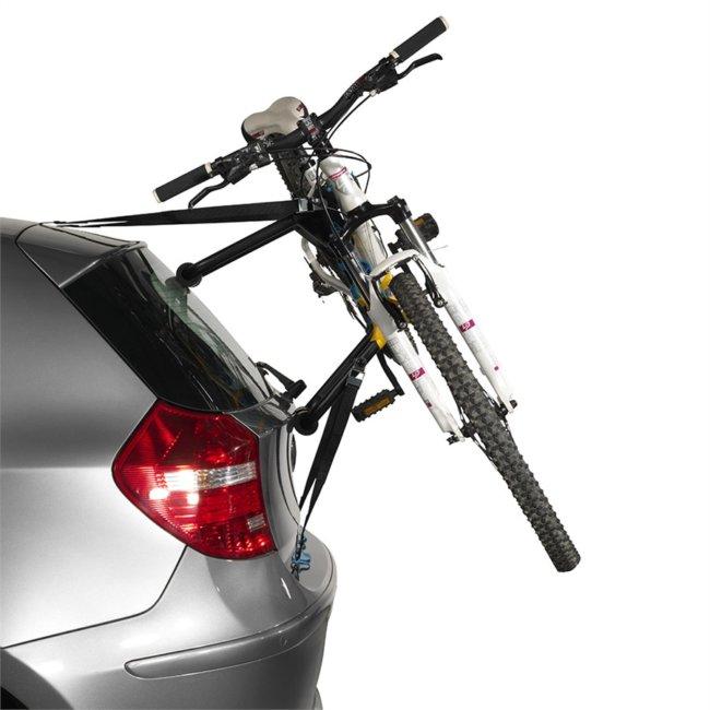 Porte-vélo De Coffre Suspendu Norauto Strap100-1 Pour 1 Vélo