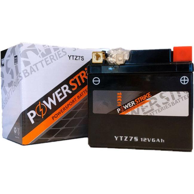 Batterie Moto Power Strike Ytz7s
