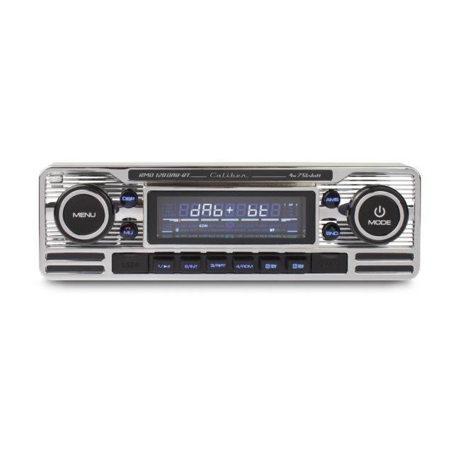 Autoradio Caliber Rmd120dab-bt