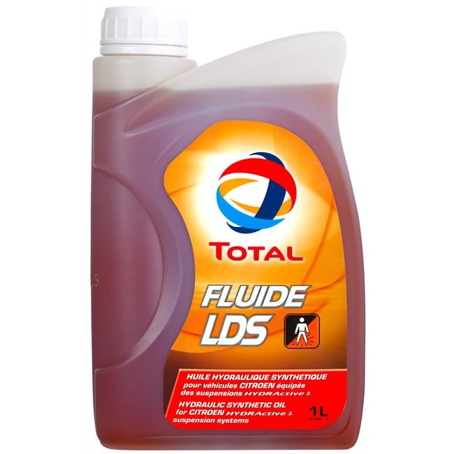 Fluide Hydraulique Total Lds 1 L