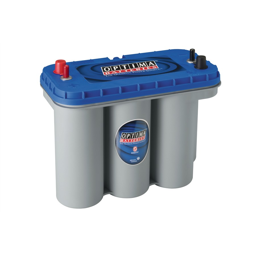 Batterie OPTIMA 75Ah-975A Bluetop SPIRALCELL réf. BT DC-5.5