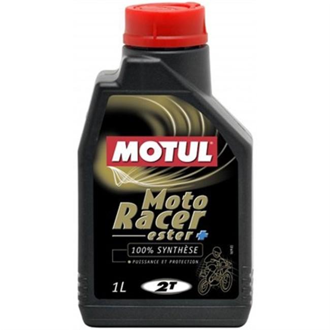 Huile 2t 2 Roues Motul Moto Racer Ester+ 1l