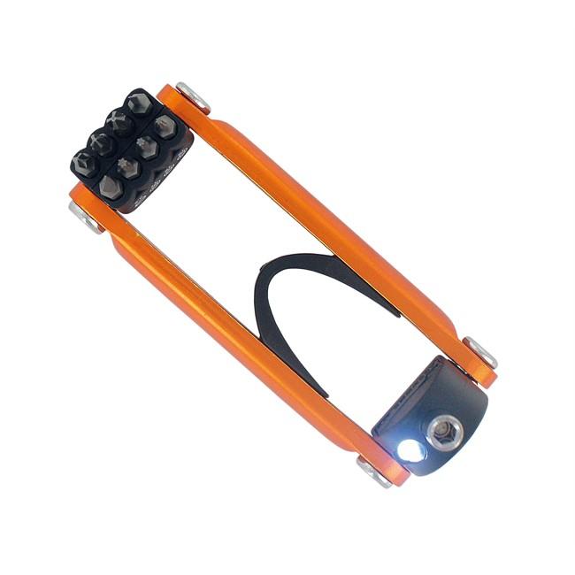 Mini-tournevis Avec 8 Embouts Laser 4483