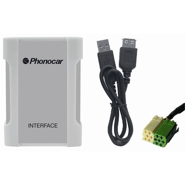 Interface Audio Mp3 Phonocar 5899