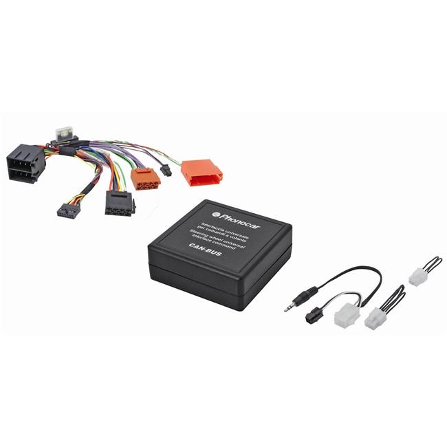 Faisceau Interface De Commandes Au Volant Phonocar 4094