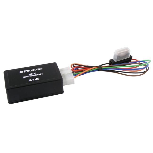 Interface De Minuterie Réglable Phonocar 5149