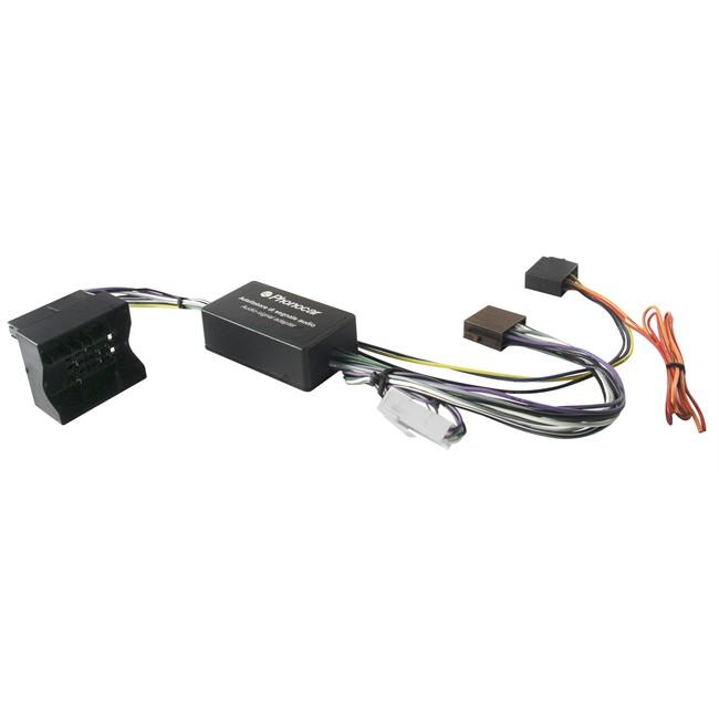 Interfaces Pour Systèmes Hi-fi D'origine Audi Et Seat Phonocar