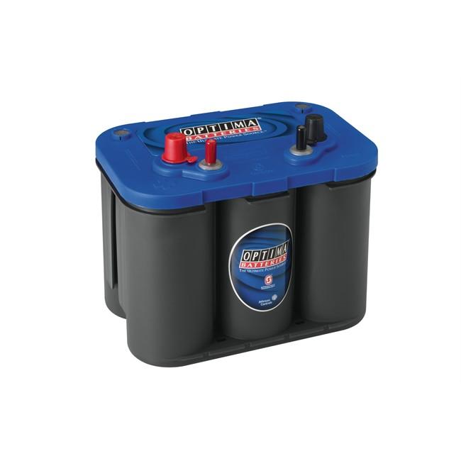 Batterie Optima 50ah-815a Bluetop Spiralcell Réf. Bt Sli-4.2