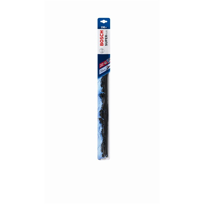 2 Balais D'essuie-glace Bosch Superplus 196p 650/530 Mm