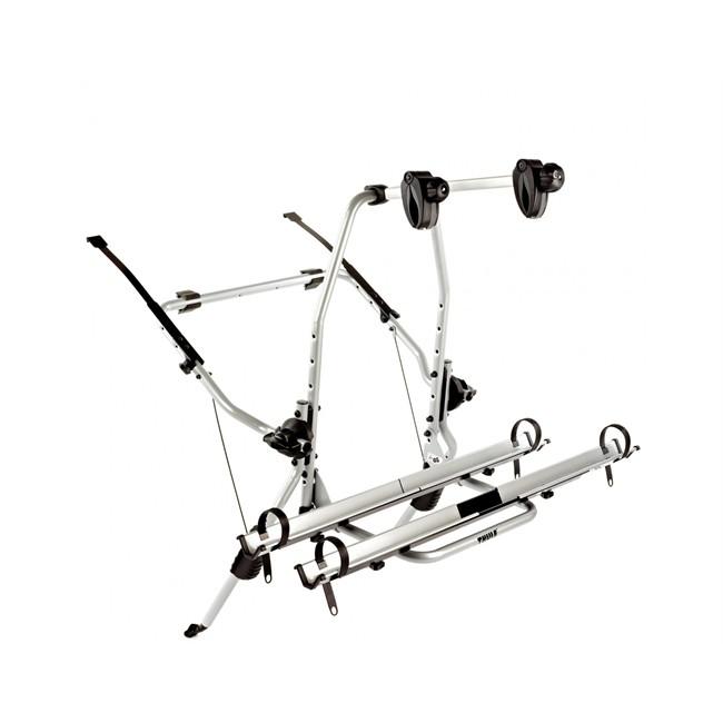 Porte-vélos Pour Coffre Thule Clip-on High 9106 Pour 2 Vélos