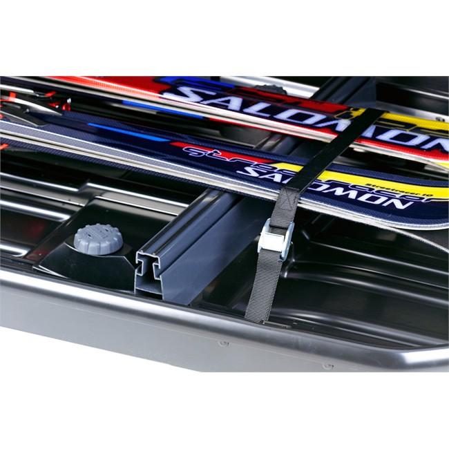 2 Adaptateurs Porte-skis Pour Coffre Thule 6947