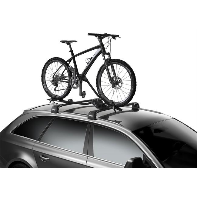 Porte-vélo De Toit Thule Proride 598 Noir Pour 1 Vélo