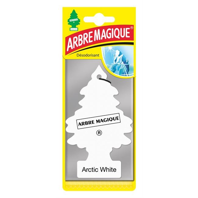 Désodorisant Voiture Arbre Magique Artic White