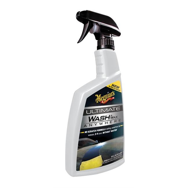 Shampooing Sans Eau Meguiar's Wash&Wax 769 Ml