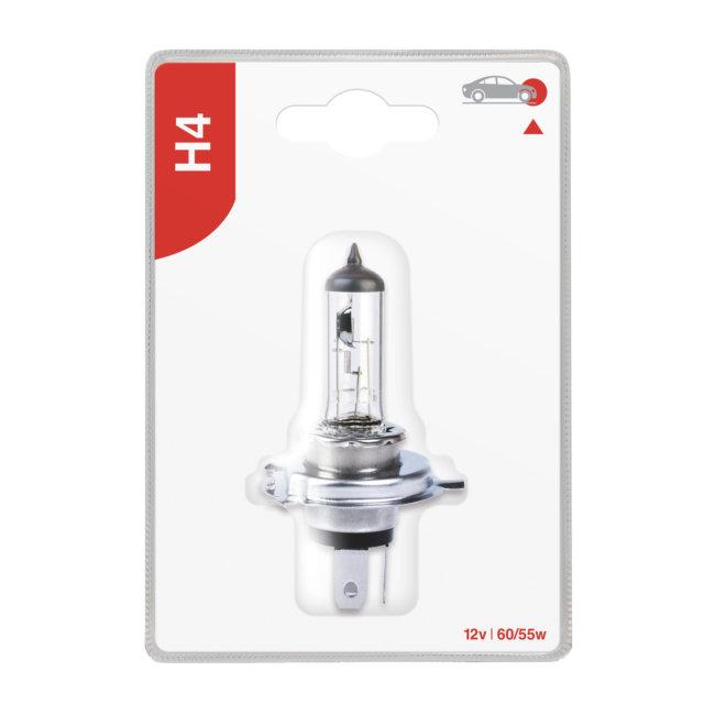1 Ampoule H4 1er Prix