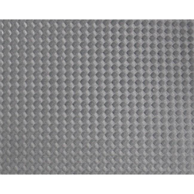 Similicuir Gris Effet Carbone 100x140 Cm Phonocar