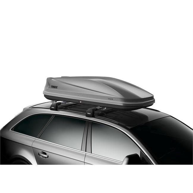 Coffre De Toit Taille L Thule Touring 780 Gris 420 L