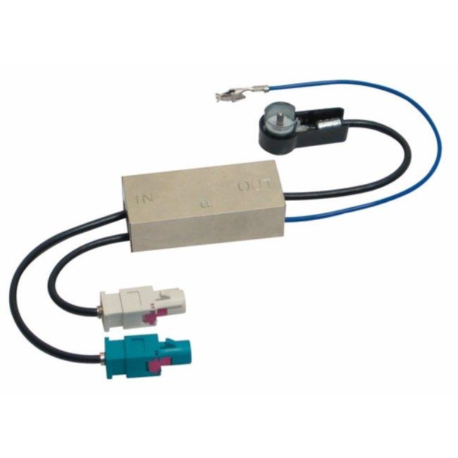 Adaptateur De Signal D'antenne Phonocar Audi/citroen/peugeot/seat/skoda/vw Ref. 08549