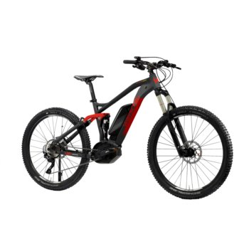 "VTT électrique WAYSCRAL Anyway E500 27,5"" Noir (batterie incluse)"