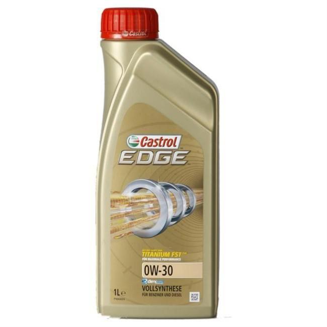 Huile Moteur Castrol Edge 0w30 Essence Et Diesel 1 L