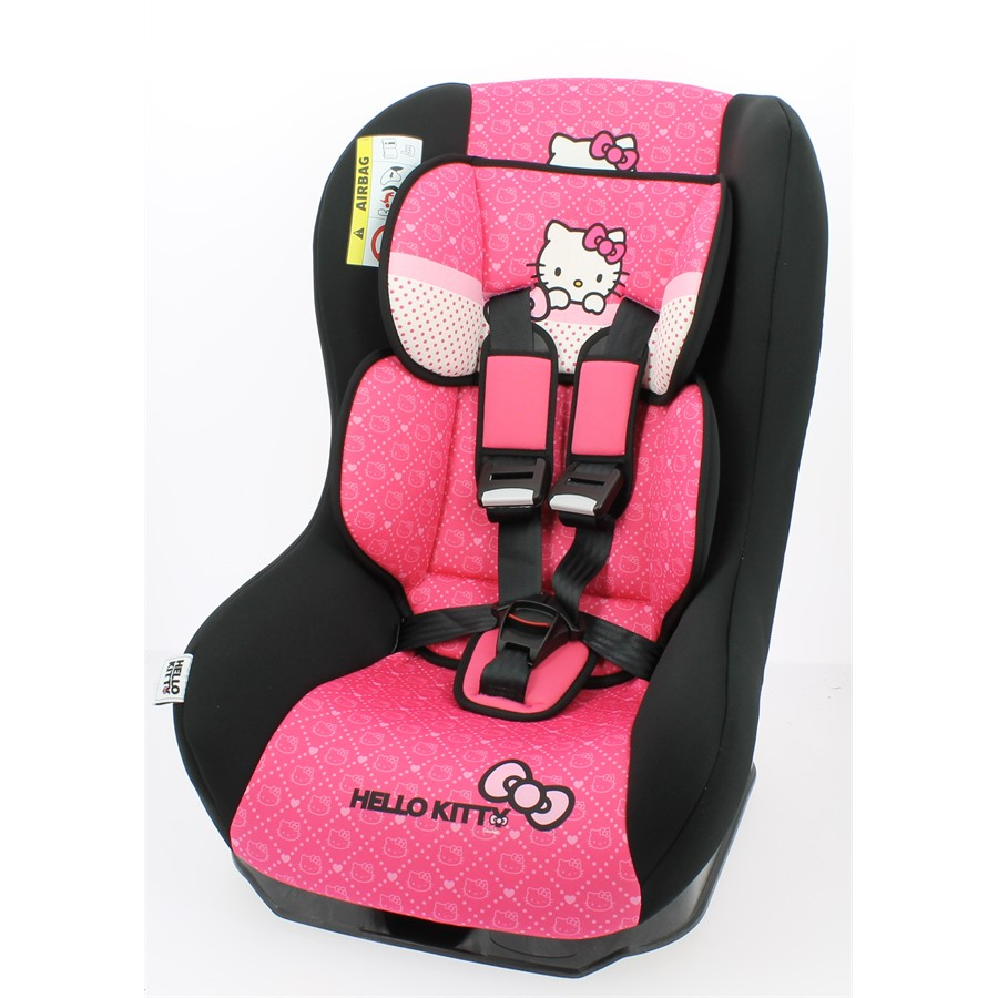 Siège auto HELLO KITTY Driver First groupe 0+/1