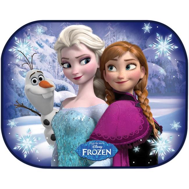Disney La Reine des neiges Lot de 2/Pare-Soleil pour fen/êtres lat/érale 44/x 35/cm