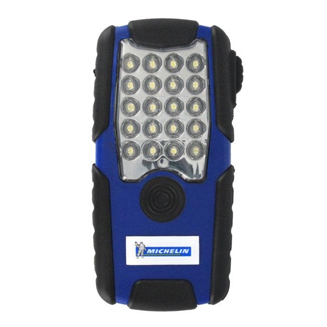 Lampe Magnétique Et Crochet De Suspension À Pile Michelin À Led