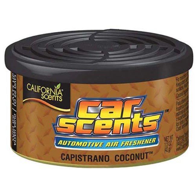 Désodorisant Voiture California Scents Car Scents Noix De Coco