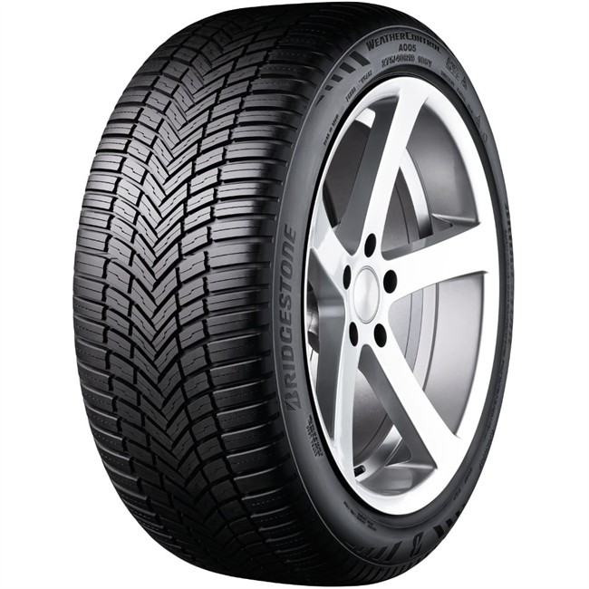 Pneu - 4X4 / SUV - WEATHER CONTROL A005 - Bridgestone - 235-65-17-108-V