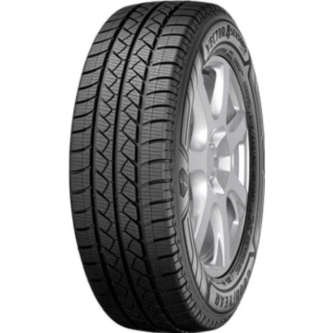 Pneu - Camionnette / Utilitaire - VECTOR 4SEASONS CARGO - Goodyear - 215-65-16-106/104-T