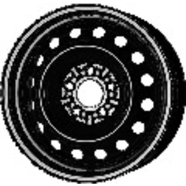 Jante Tôle 16 Pouces - 5 Trous - 6,5x16 5x114,3 Et38 Al67.1